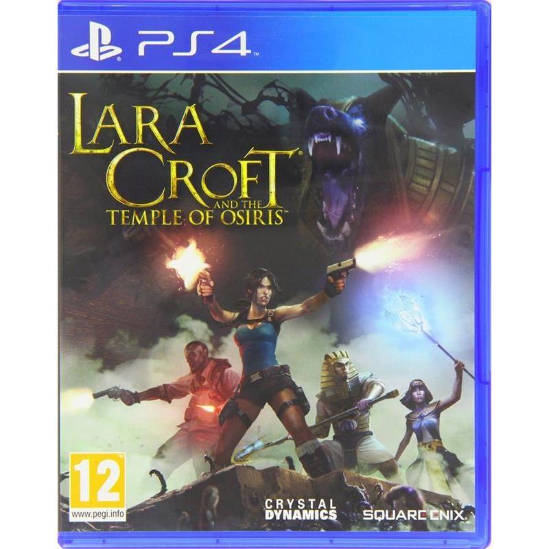 Joc Lara Croft And The Temple Of Osiris Ps4 0