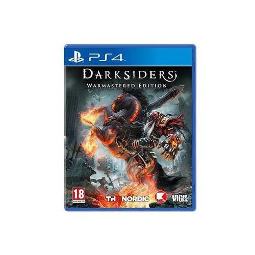 Joc Darksiders Warmastered Edition PS4 0
