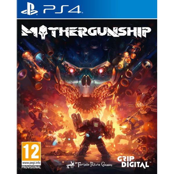 Joc Mothergunship PS4 0