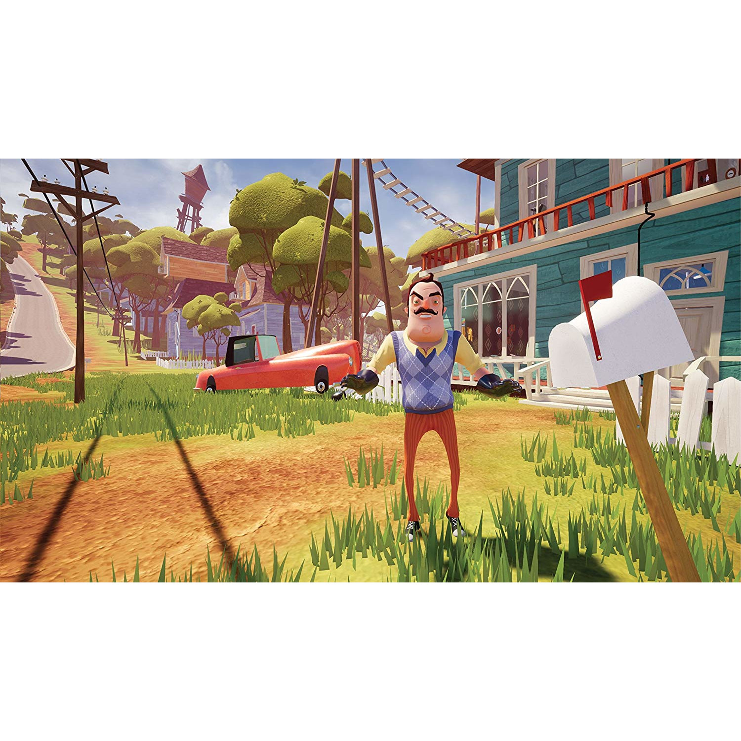 Joc Hello Neighbor Xbox One 2