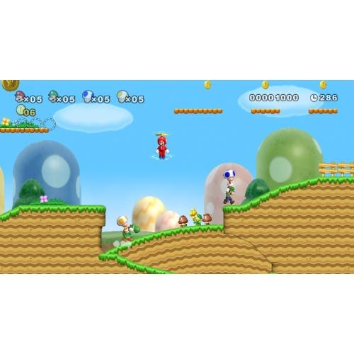 Joc New Super Mario Bros, pentru Wii 1