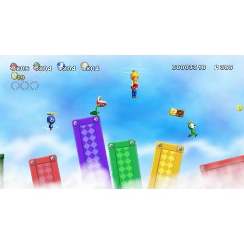 Joc New Super Mario Bros, pentru Wii 3
