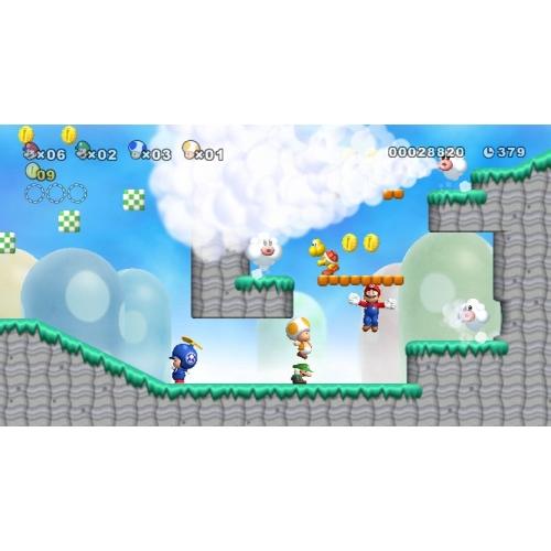 Joc New Super Mario Bros, pentru Wii 4