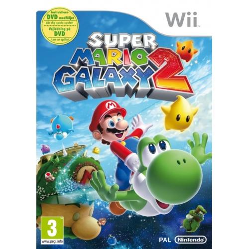 Joc Super Mario Galaxy 2 pentru WII 0