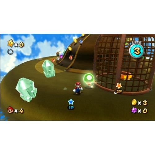 Joc Super Mario Galaxy 2 pentru WII 2