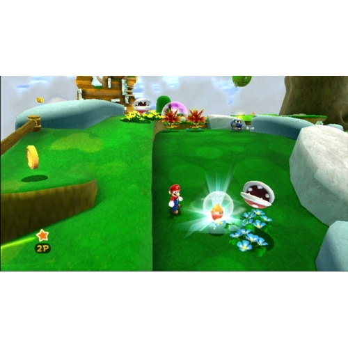Joc Super Mario Galaxy 2 pentru WII 3