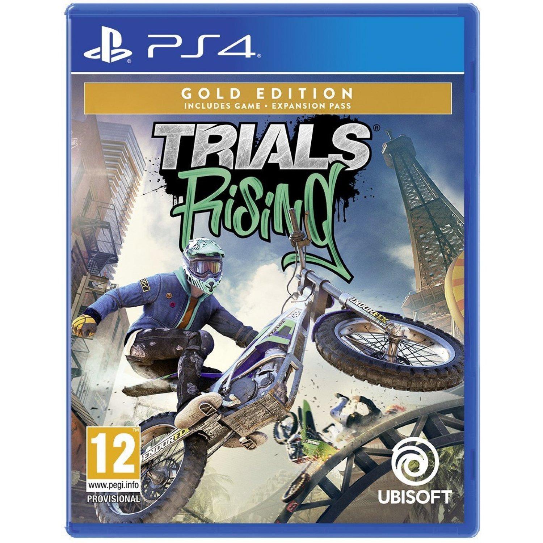 Joc Trials Rising GOLD EDITION pentru PlayStation4 0