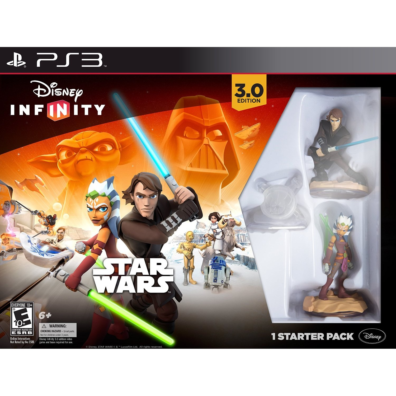 Joc Disney Infinity 3.0 Star Wars Starter Pack Ps3 0