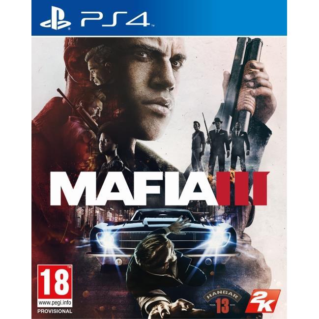 Joc Mafia 3 pentru Playstation 4 0