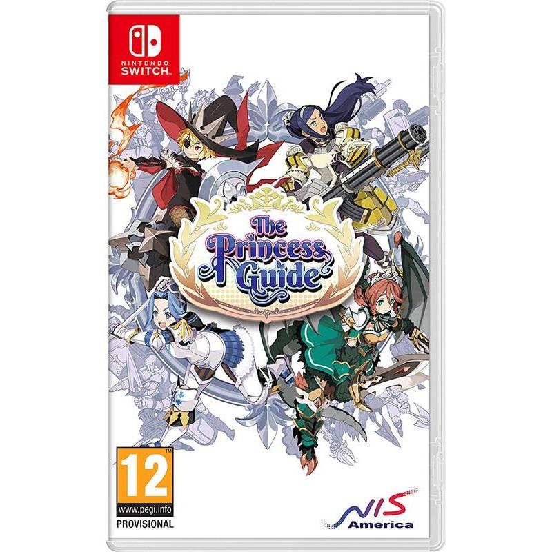 Joc The Princess Guide Nintendo Switch 0