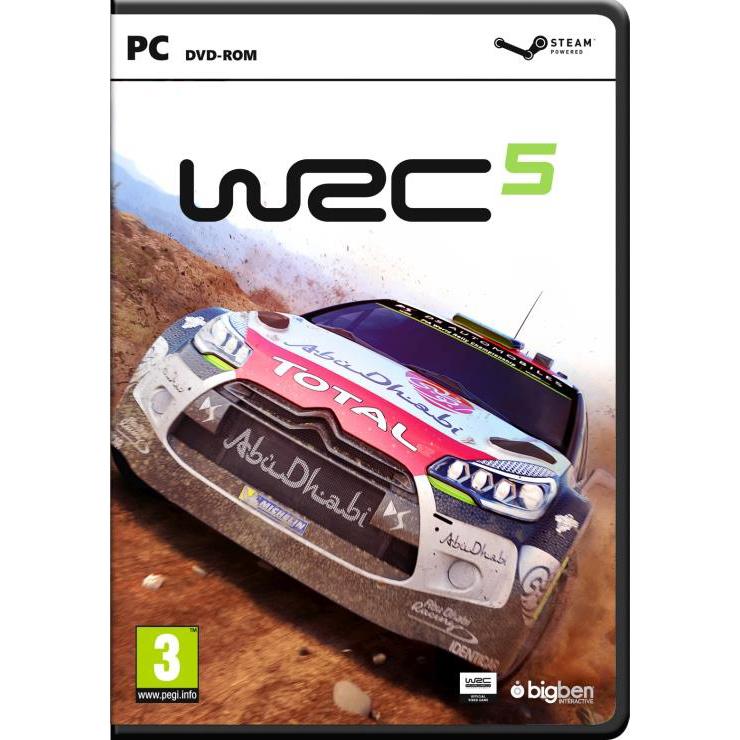 Joc WRC 5 pentru PC 0