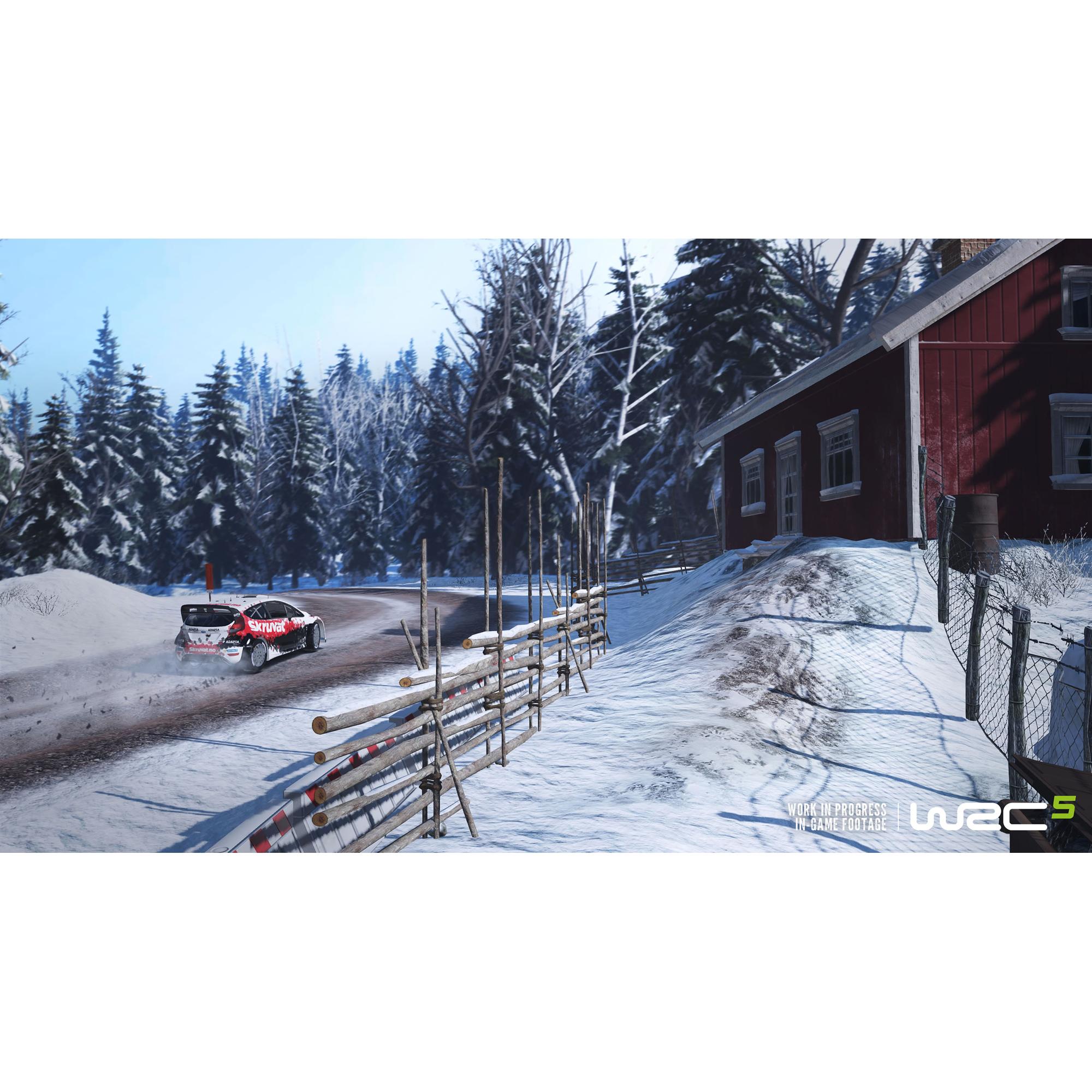 Joc WRC 5 pentru PC 6