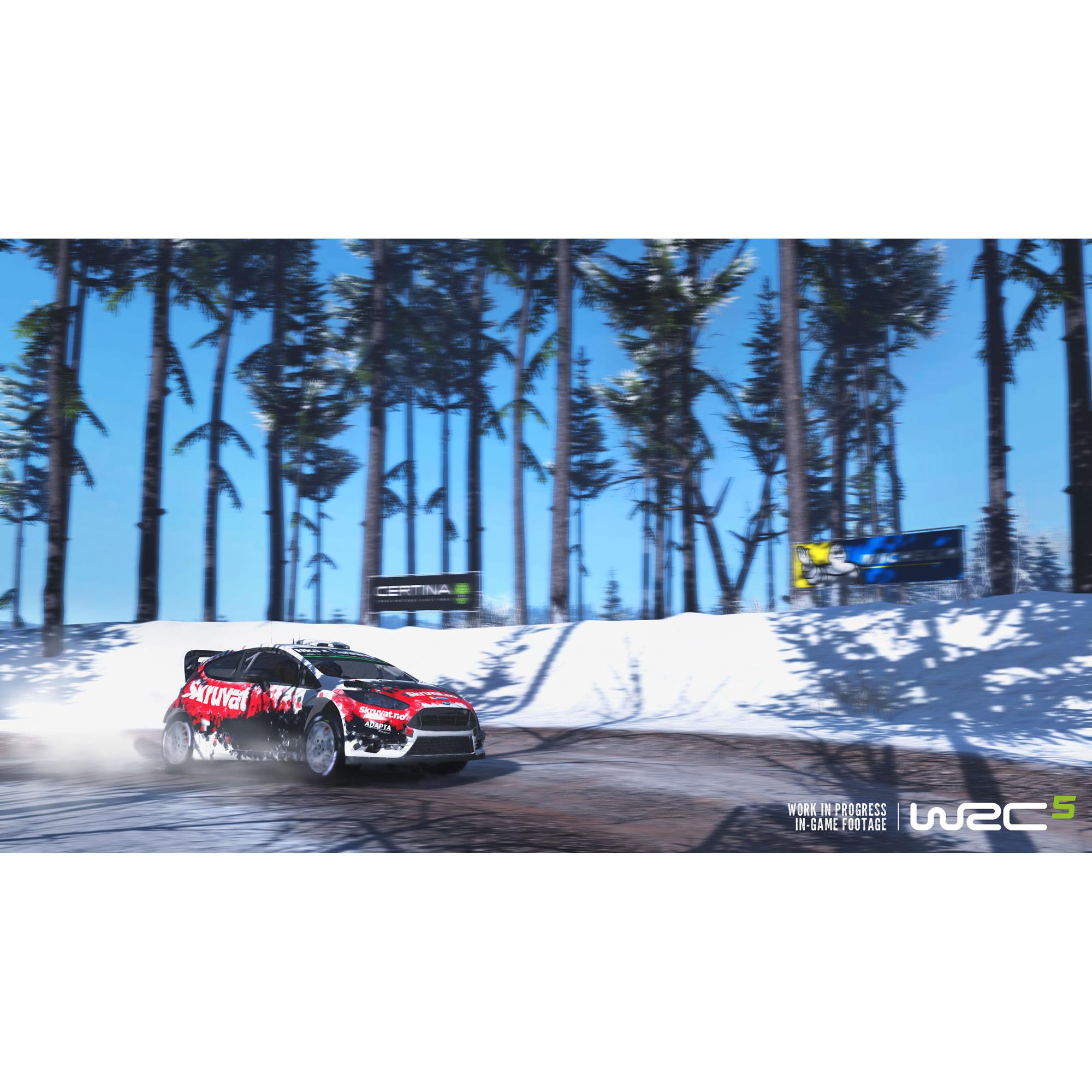 Joc WRC 5 pentru PC 14
