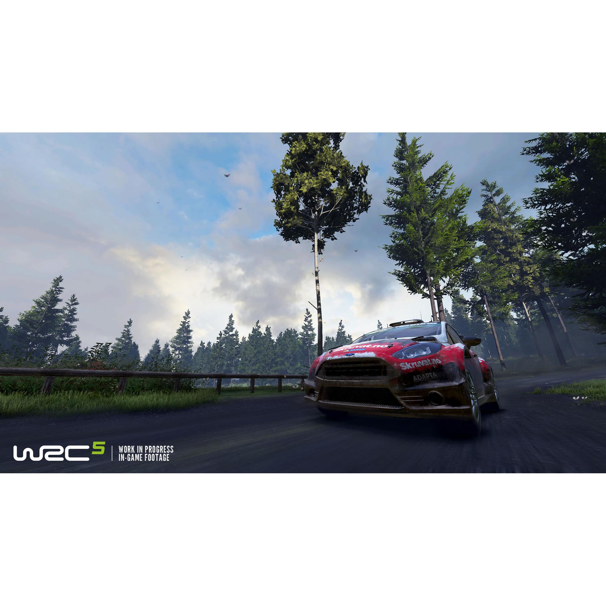 Joc WRC 5 pentru PC 3