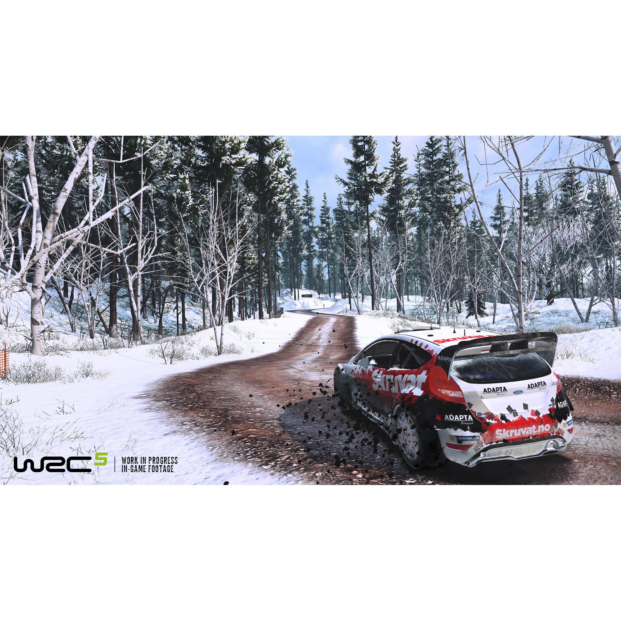 Joc WRC 5 pentru PC 1