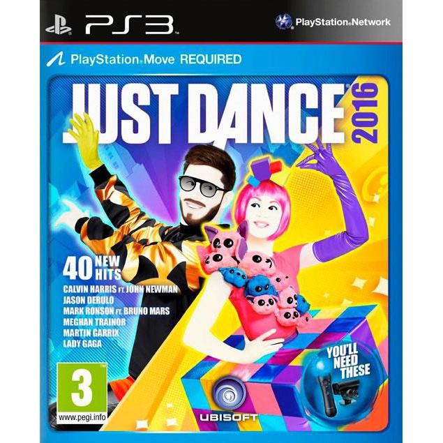 Joc Just Dance 2016 pentru PlayStation 3 0