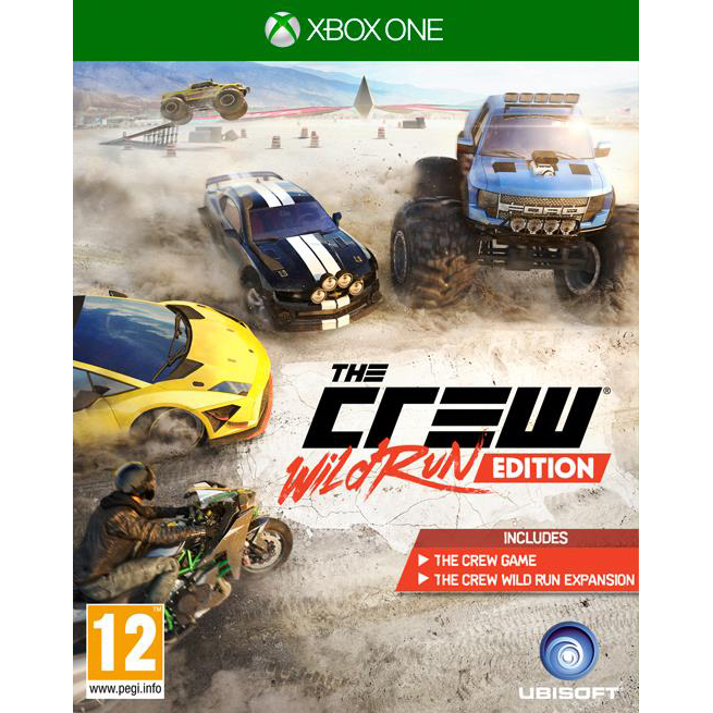 Joc The Crew Wild Run Edition pentru Xbox ONE 0