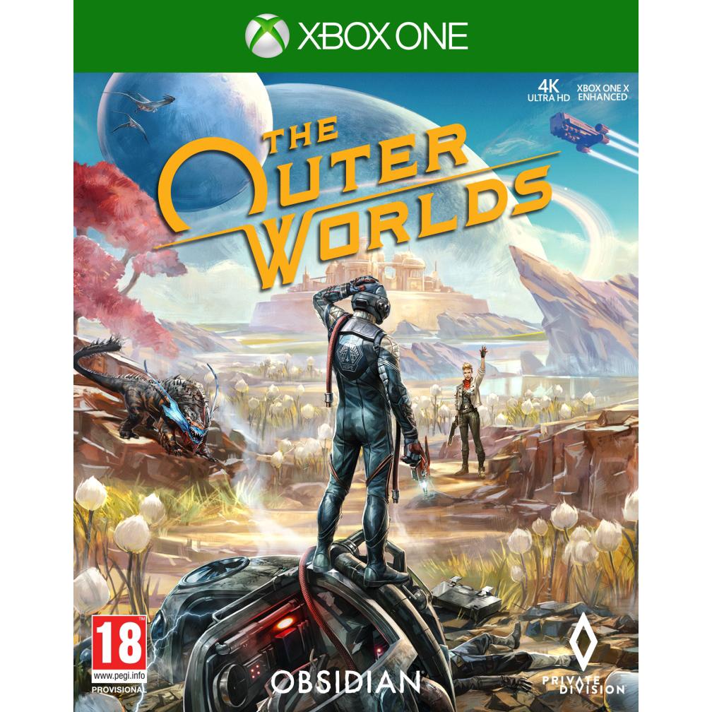 Joc The Outer Worlds pentru Xbox One 0