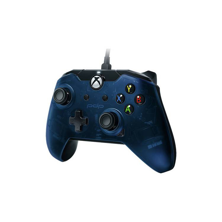 Controller PDP Wired Blue pentru Xbox One 0
