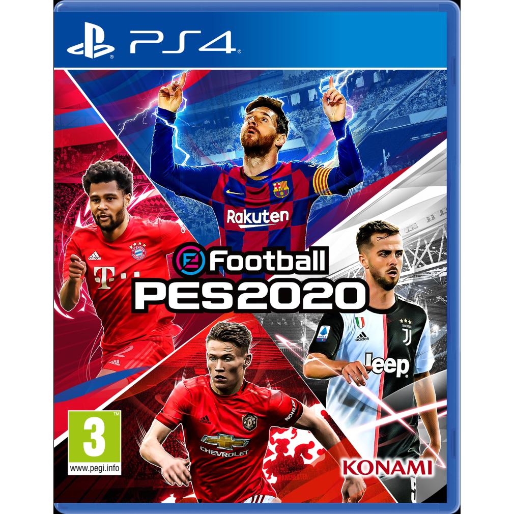 Joc PRO EVOLUTION SOCCER 2020 pentru Playstation 4 0