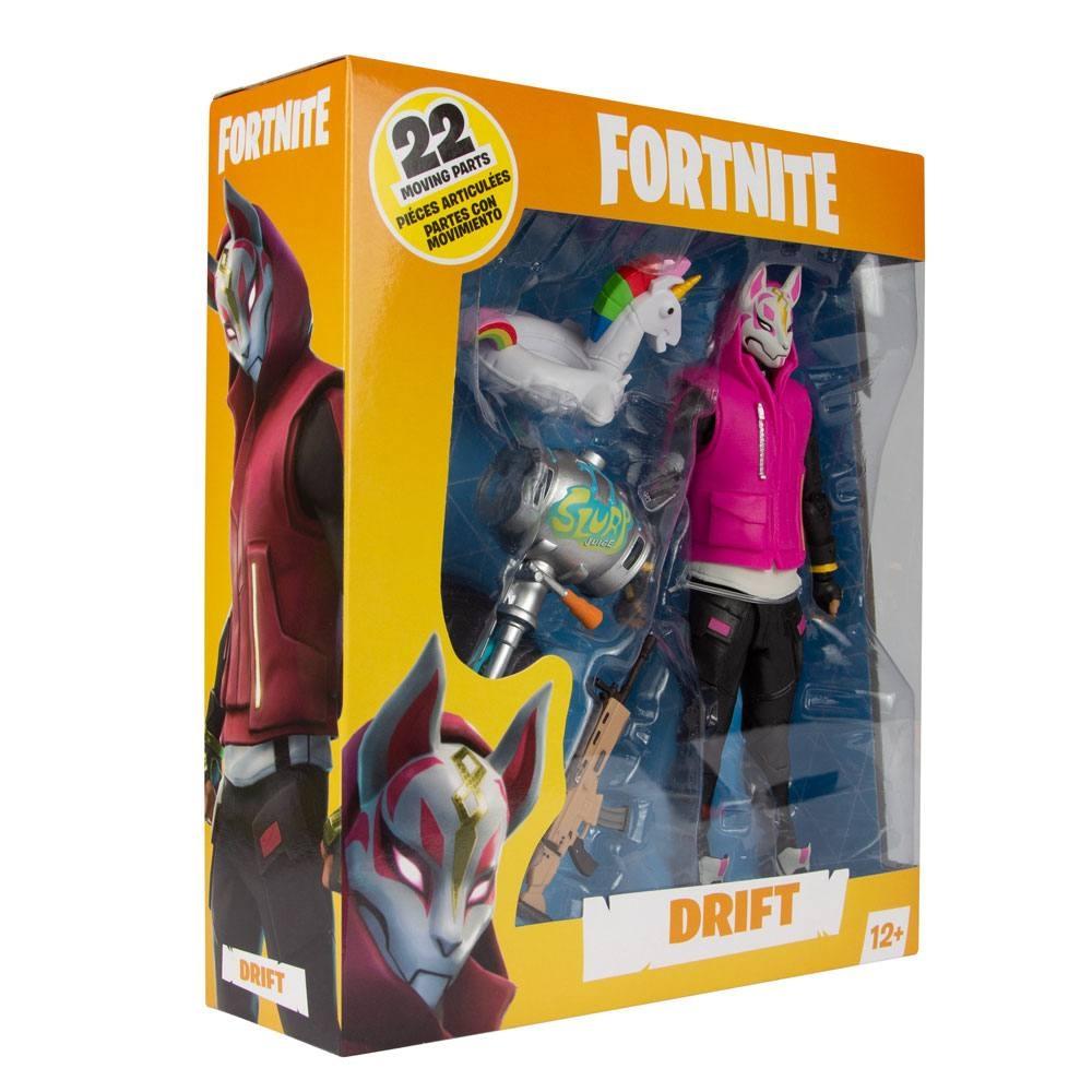 Fortnite Figurina articulata Drift 18 cm 2