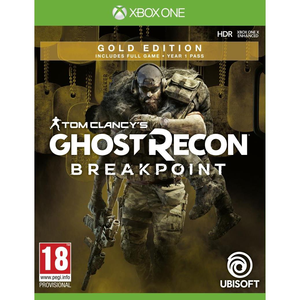 Joc GHOST RECON BREAKPOINT GOLD EDITION pentru Xbox One 0