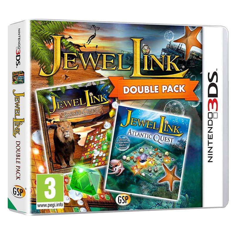 Joc Jewel Link Double Pack Nintendo 3Ds 0