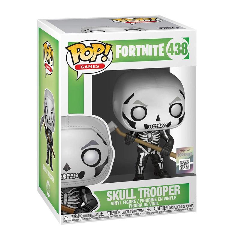 Figurina Pop! Fortnite Skull Trooper 1