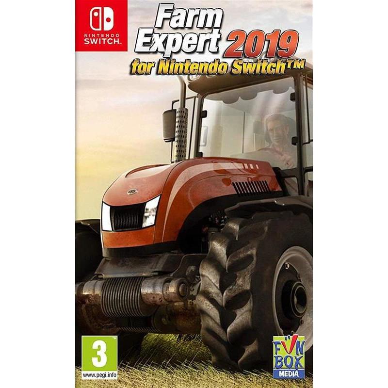 Joc Farm Expert 2019 Nintendo Switch 0