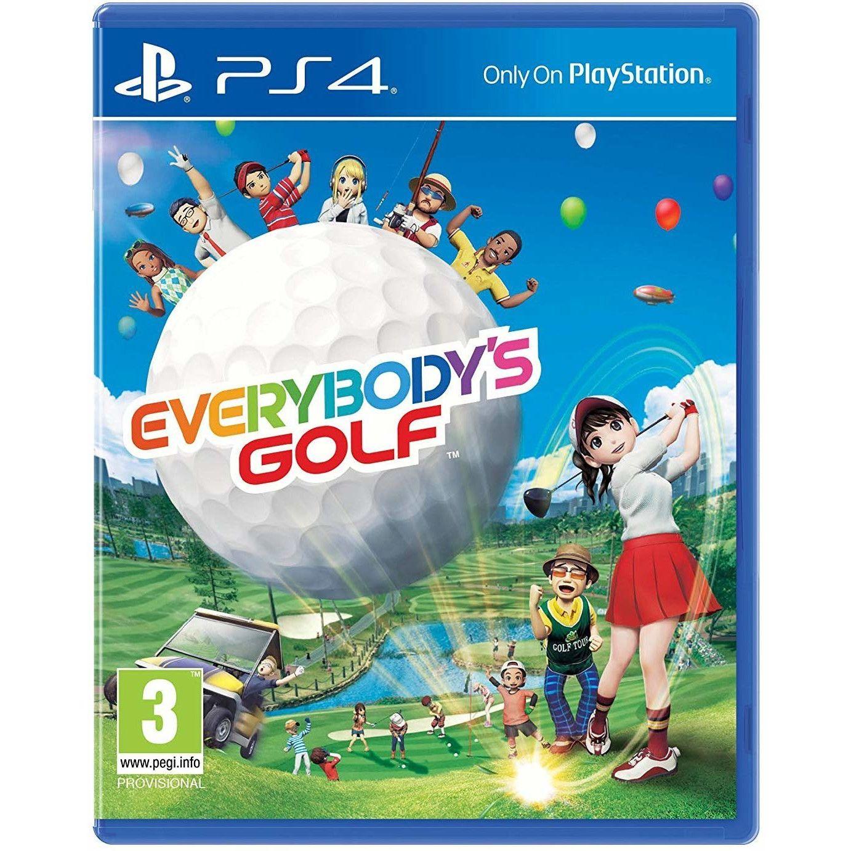 Joc Everybodys Golf Ps4 0