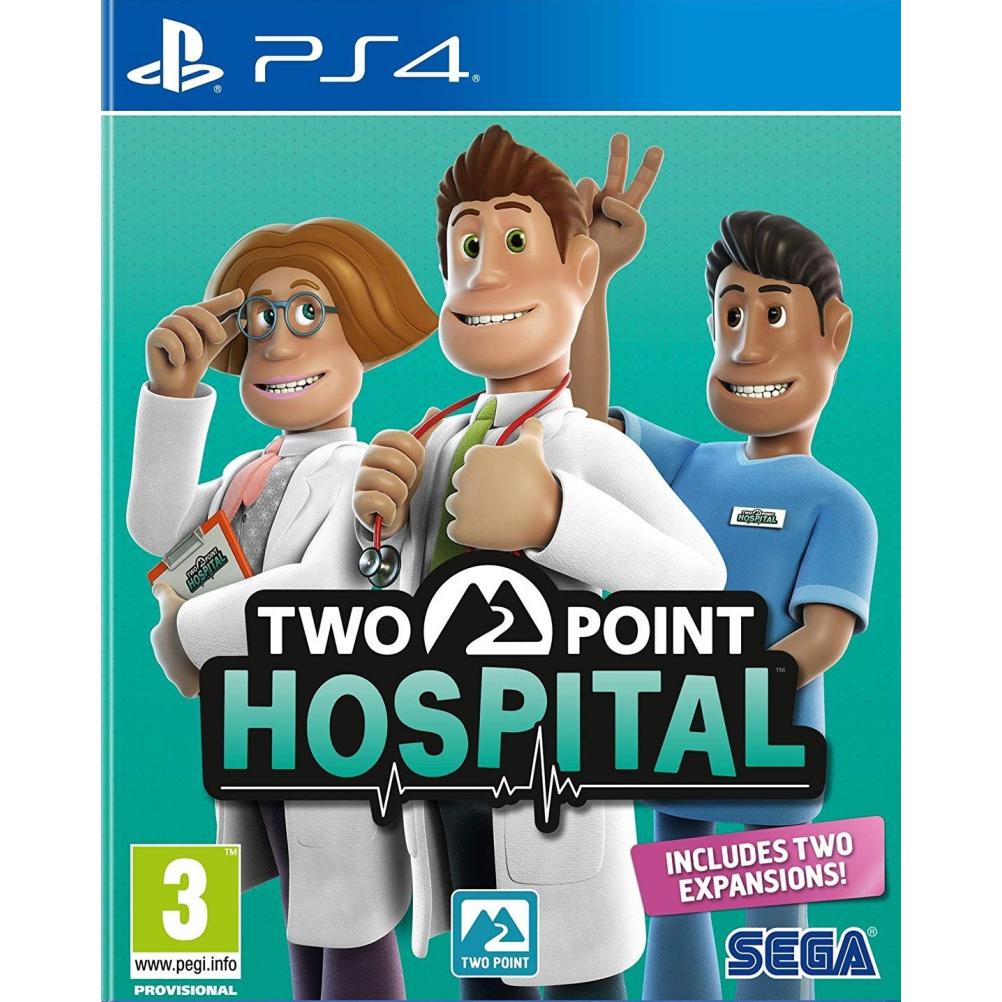 Joc TWO POINT HOSPITAL pentru PlayStation 4 0