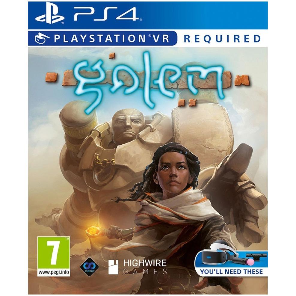 Joc GOLEM (VR) pentru PlayStation 4 0