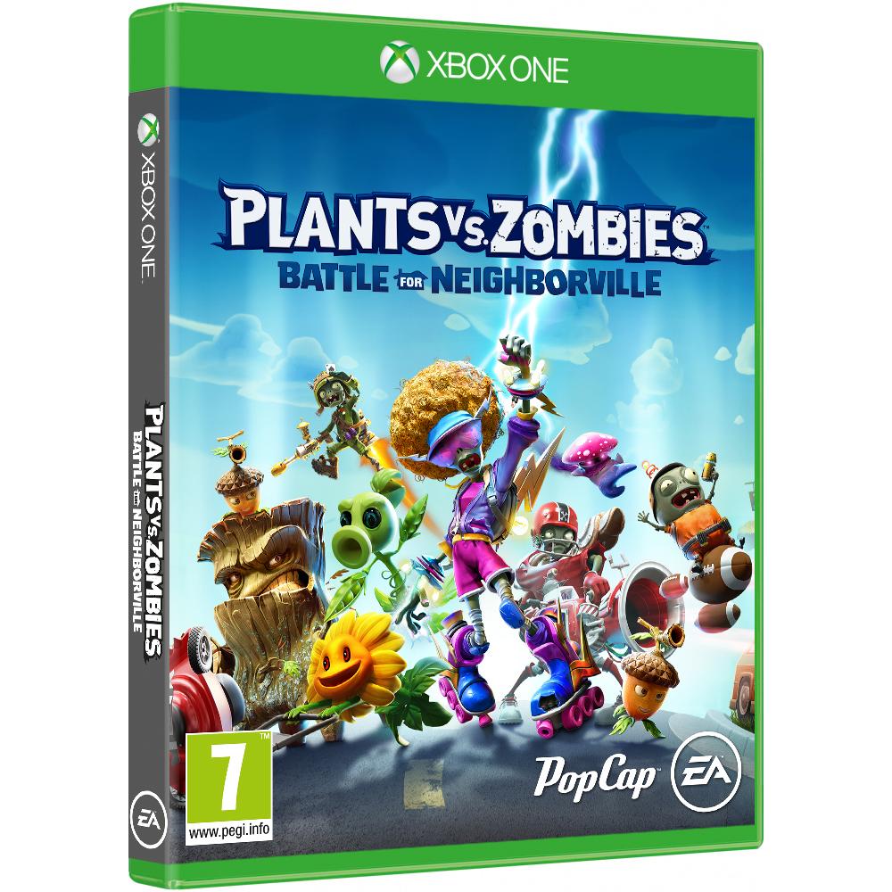 Joc PLANTS VS ZOMBIES: BATTLE FOR NEIGHBORVILLE pentru Xbox One 1