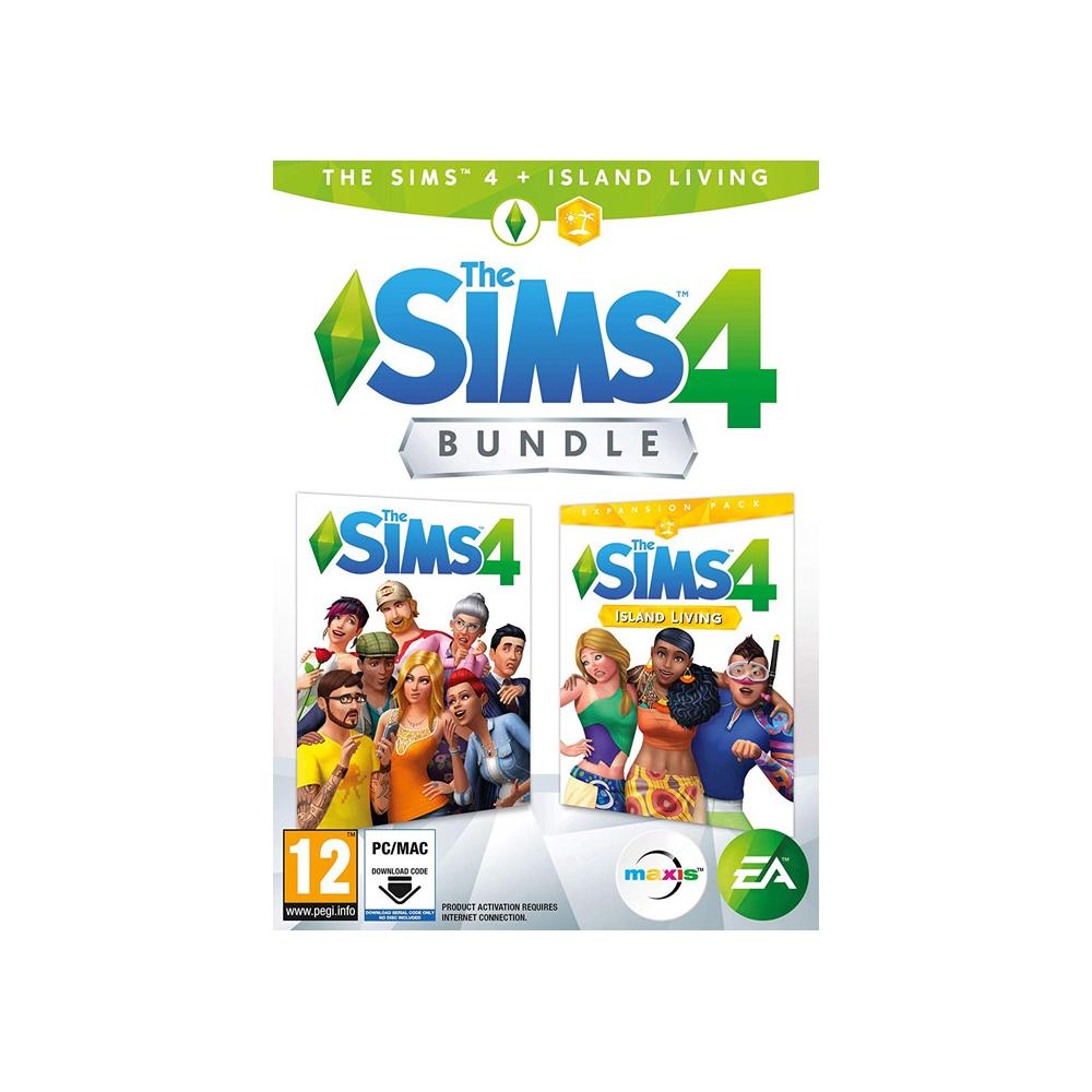 Joc The Sims 4 Island Living Bundle Pc 0