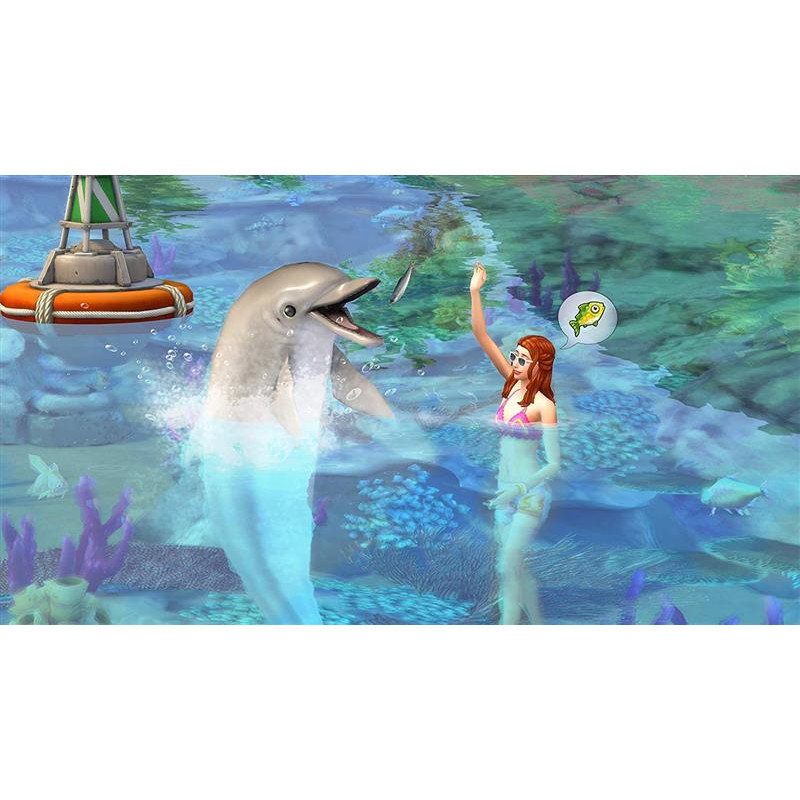 Joc The Sims 4 Island Living Bundle Pc 1