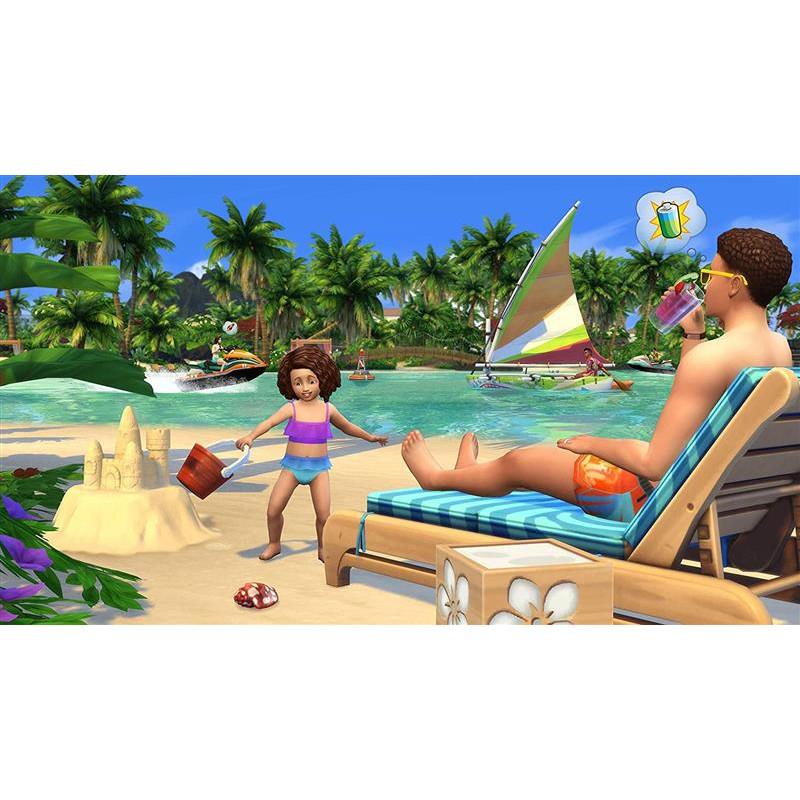 Joc The Sims 4 Island Living Bundle Pc 2