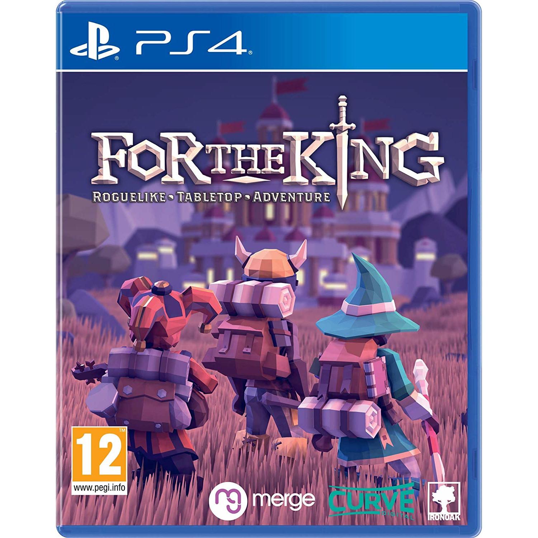 Joc For The King (EU) Pentru PlayStation 4 0
