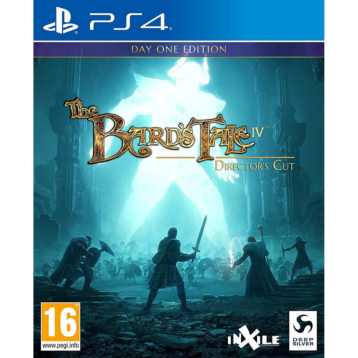 Joc The Bard's Tale IV: Directors Cut Day One Edition (EU) Pentru PlayStation 4 0