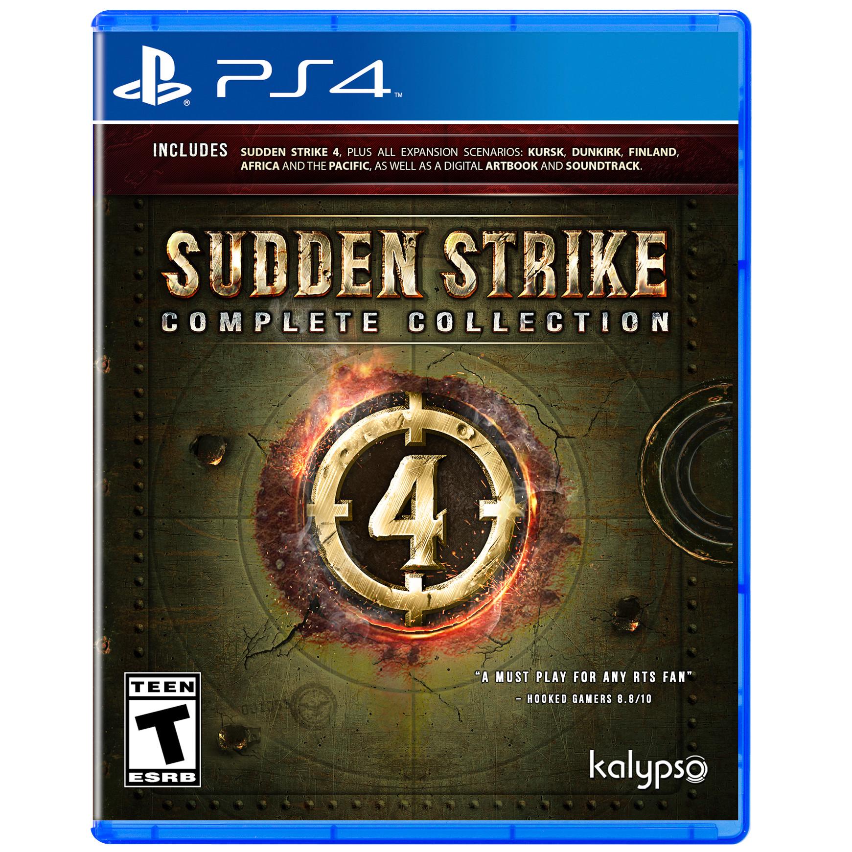 Joc Sudden Strike 4: Complete Collection (EU) Pentru PlayStation 4 0