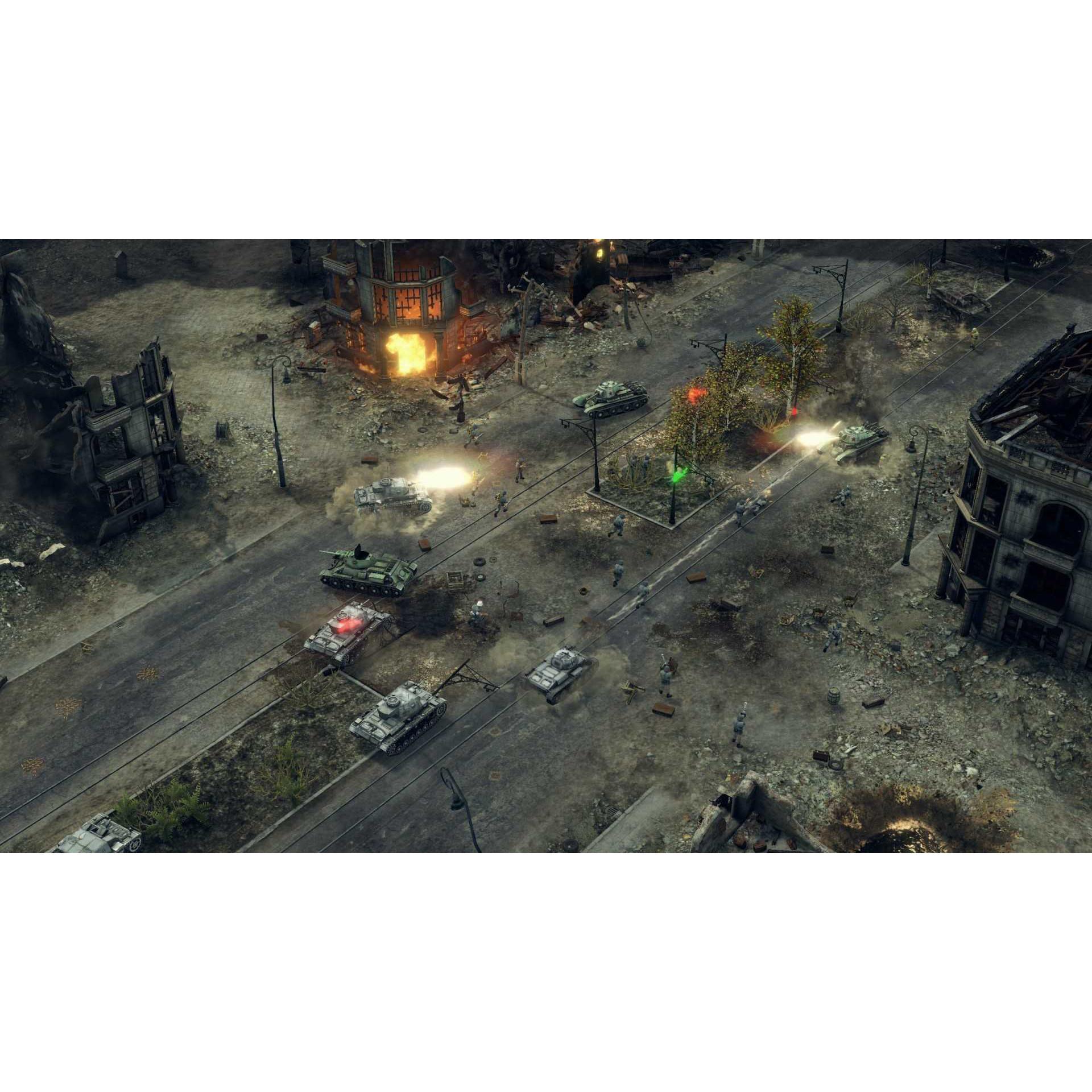 Joc Sudden Strike 4: Complete Collection (EU) Pentru PlayStation 4 1