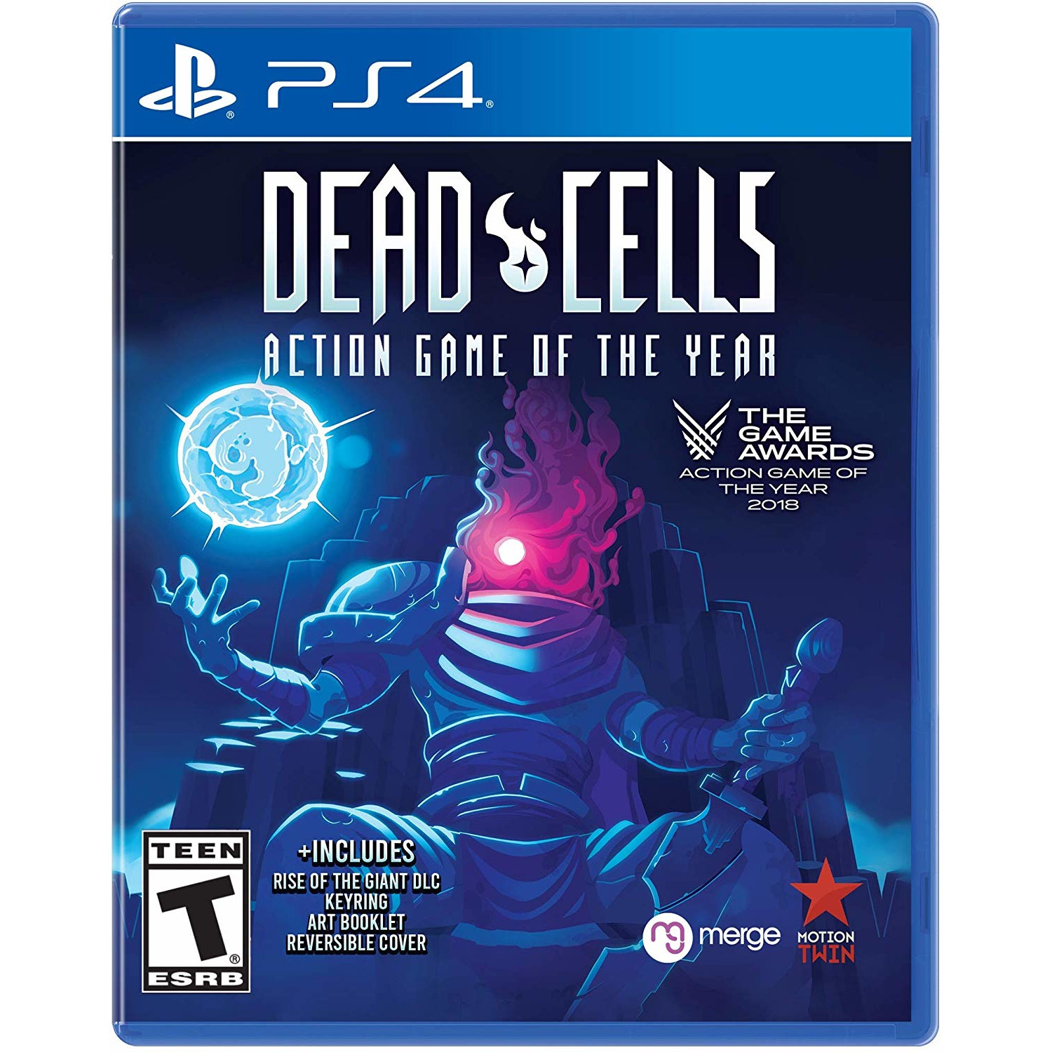 Joc Dead Cells - Action Game of the Year (EU) pentru PlayStation 4 0