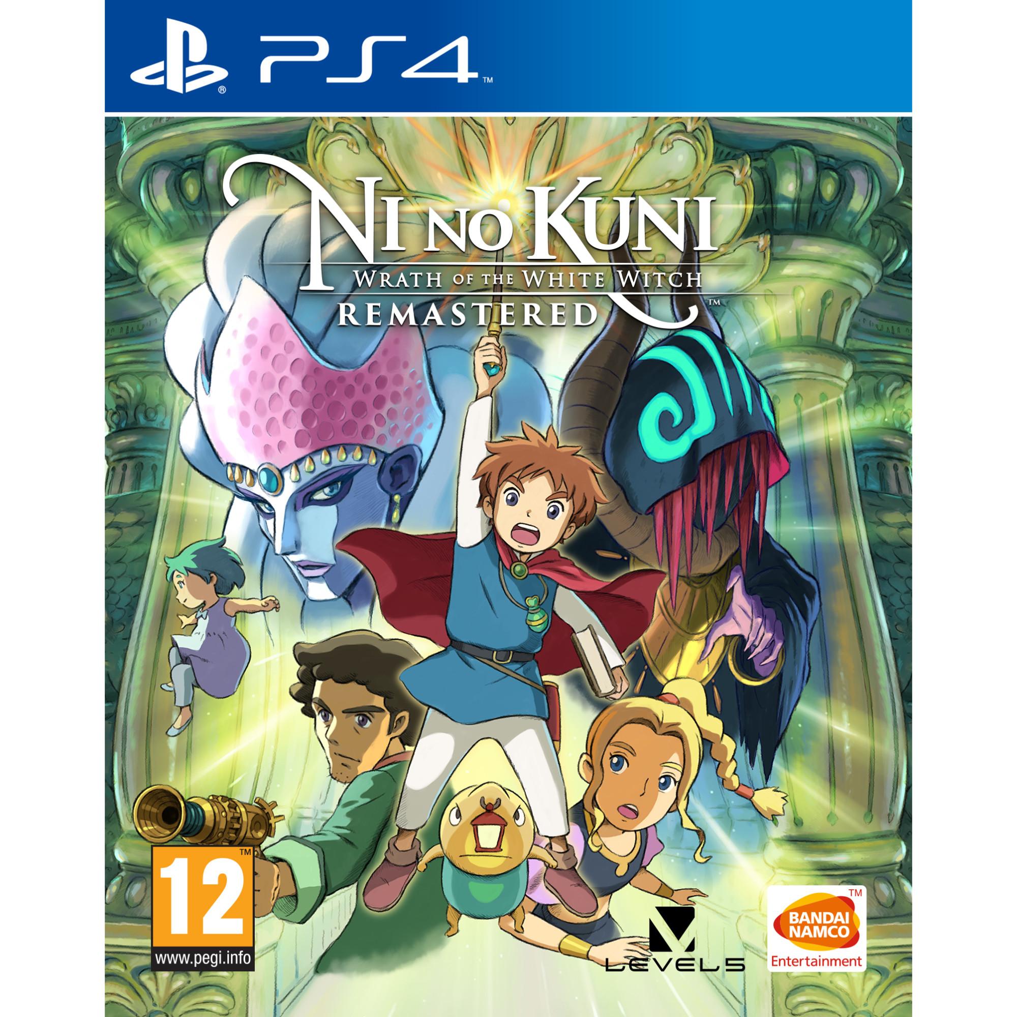 Joc NI NO KUNI: WRATH OF THE WHITE WITCH REMASTERED pentru PlayStation 4 1