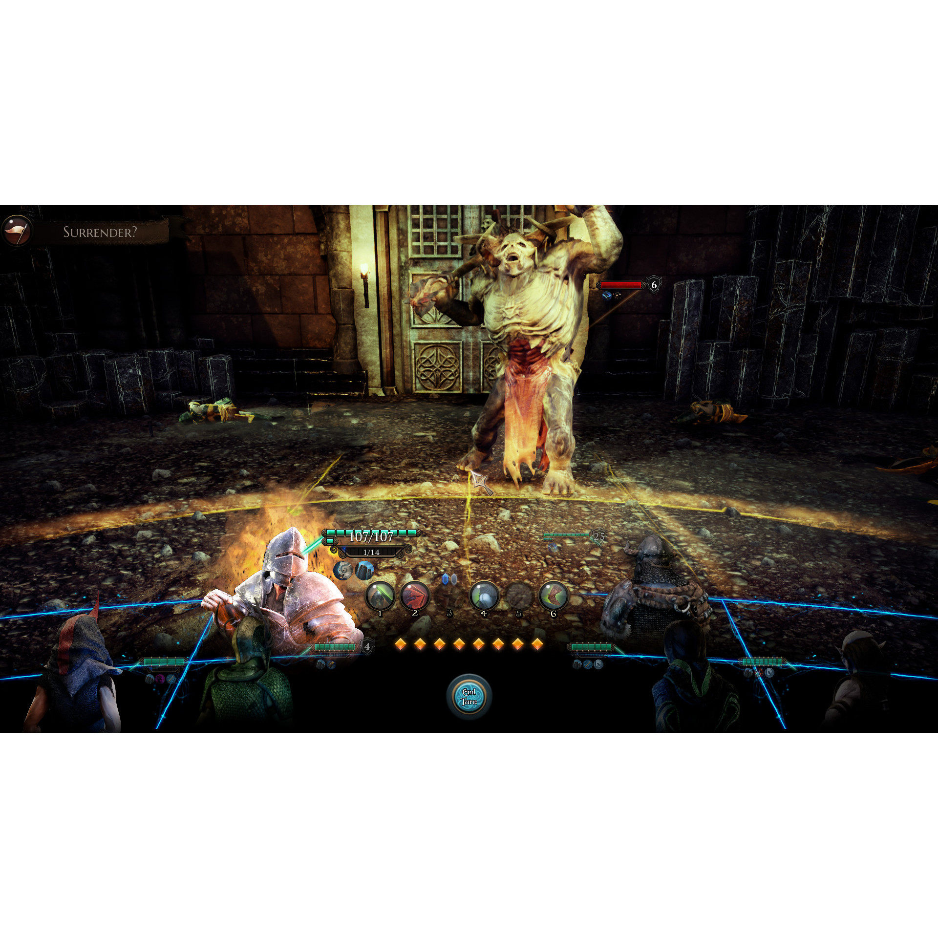 Joc The Bard's Tale IV: Directors Cut Day One Edition (EU) Pentru PlayStation 4 3