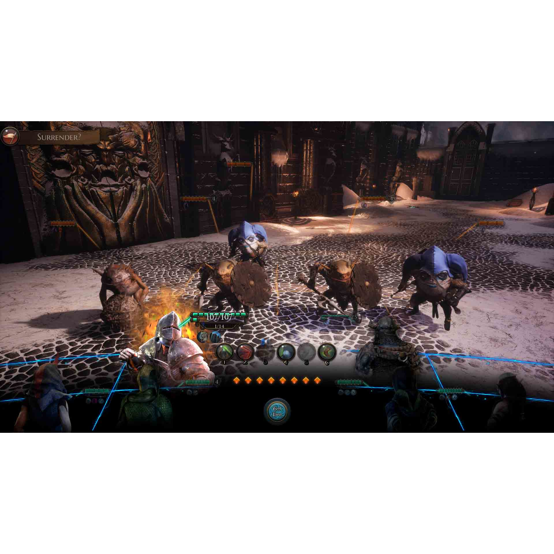 Joc The Bard's Tale IV: Directors Cut Day One Edition (EU) Pentru PlayStation 4 5