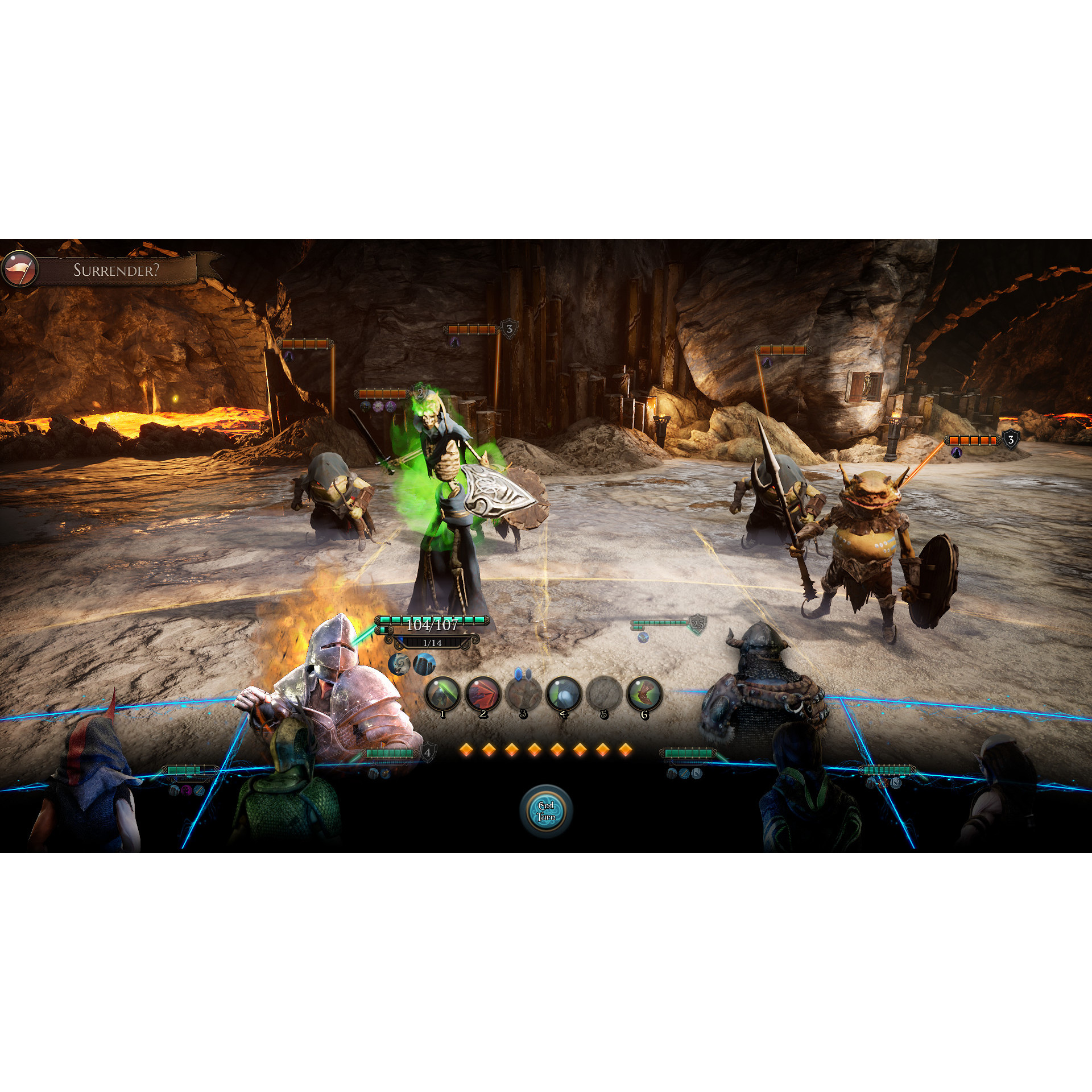 Joc The Bard's Tale IV: Directors Cut Day One Edition (EU) Pentru PlayStation 4 1