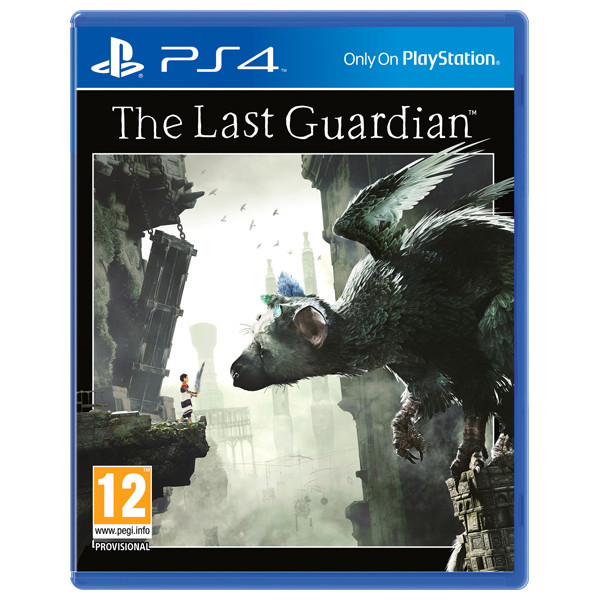 Joc The Last Guardian PS4 0
