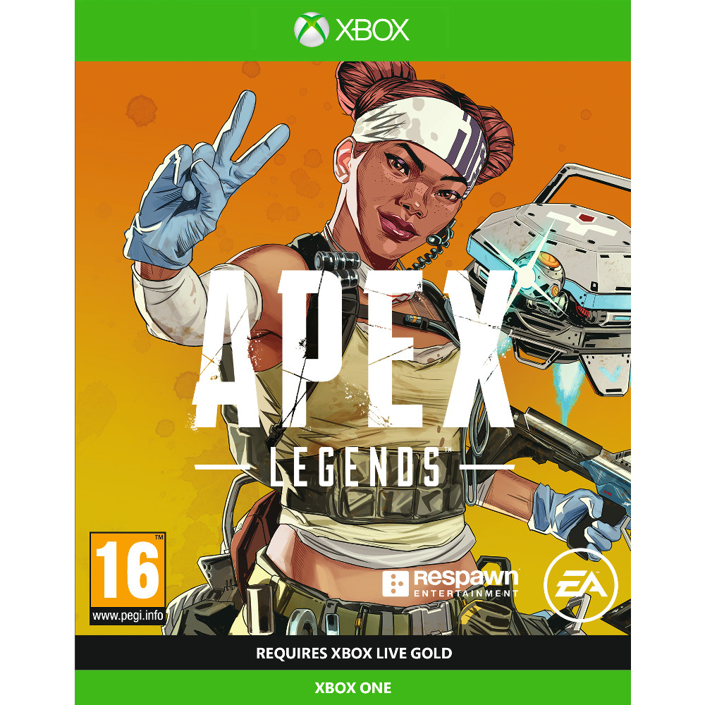 Joc APEX LEGENDS - LIFELINE EDITION pentru Xbox One 0