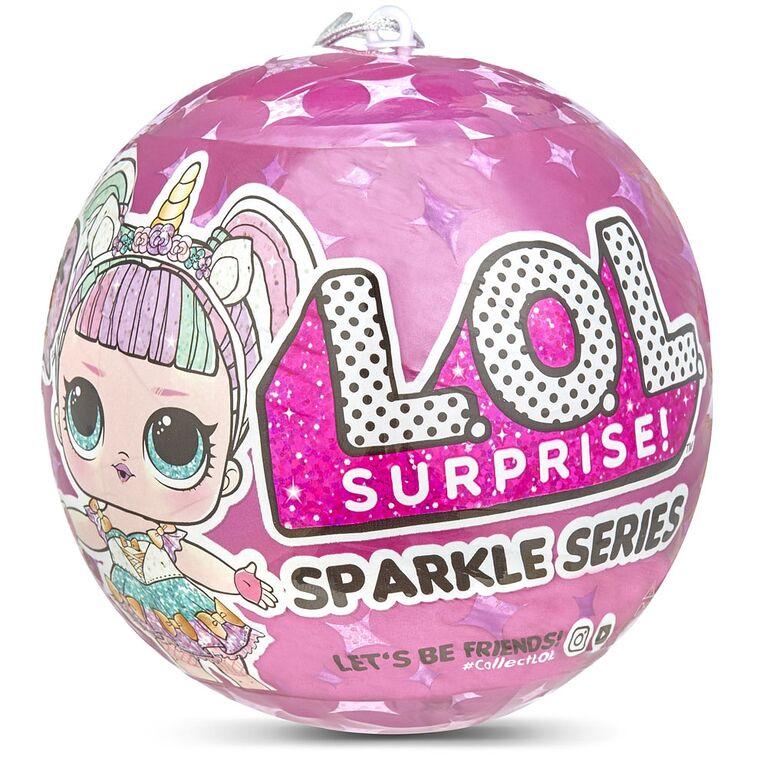 Papusa L.O.L. Surprise! Sparkle Series SK 0