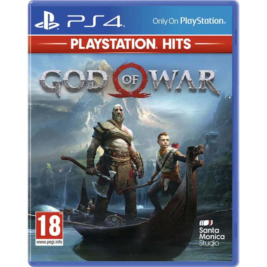 Joc God of War HITS pentru PlayStation 4 0