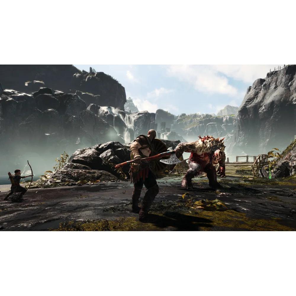 Joc God of War HITS pentru PlayStation 4 4